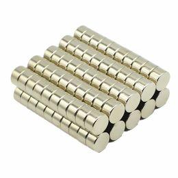 $enCountryForm.capitalKeyWord Australia - Ndfeb Bead Magnet Disc Dia 11x6 Mm Axially Neodymium Beading Magnet Strong Neodymium Magnets N42 Magnets Buttons 100 Pcs