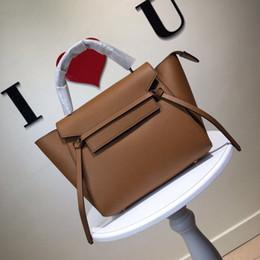 $enCountryForm.capitalKeyWord Australia - NO:BK1906001 free shipping 9 color fashion bag cow leather women's shoulder crossbody genuine leather bag size 23.5*20*14cm