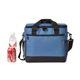 Pack Supplies Australia - Thicken Folding Cooler Bag Men Insulation Thermal Lunch Box Picnic Drink Fresh Keeping Container Portable Ice Pack Supplies