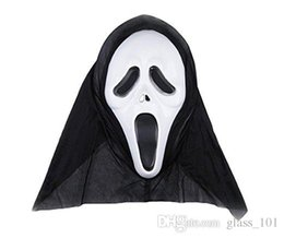 $enCountryForm.capitalKeyWord UK - In Stock Cheap Hot Sale Scary Halloween Mask for Children and Adult, Scream Fan Costume Party Props
