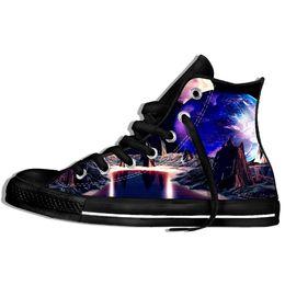 $enCountryForm.capitalKeyWord Australia - Summer Style 3D Star Galaxy Universe Space Printing Lightweight Shoes For Men Women