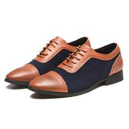 mens european casual shoes Australia - Large Size Mens Casual Shoes Korean Version of the European Dress Large Size Mens Cross-Border Shoes Mens
