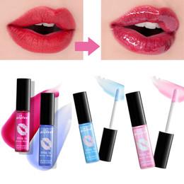 New Nude Lipsticks Australia - New Popfeel 4 Color Liquid Waterproof Elegant Matte Smooth Lipstick Lip Stick Lipgloss Long Lasting Sexy Nude Lip Gloss