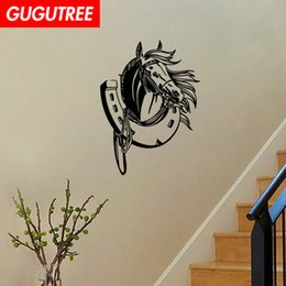 $enCountryForm.capitalKeyWord Australia - Decorate Home horse cartoon wars art wall sticker decoration Decals mural painting Removable Decor Wallpaper G-2218