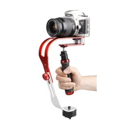 Steadicam Camera Dslr Australia - Yoocheese mini handheld camera stabilizer video steadicam mobile DSLR 5d2 Motion DV steadycam smartphone clamp For
