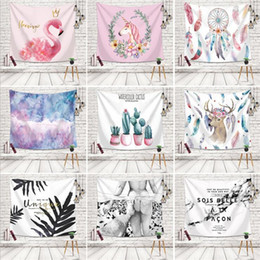 $enCountryForm.capitalKeyWord Australia - Personality Design Fashion Tapestries Trendy Decoration Dinning Tablecloth Vacation Beach Brand Towel Classic Pattern Wall Tapestry