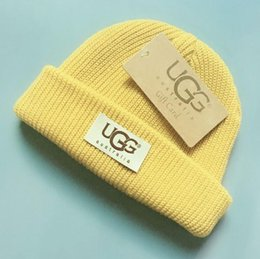 Free Knitting Kids Hats Australia - 2019 hot Newest Baby Boys Girls Warm Autumn Winter Hats Kids Trendy Soft Cap Casual Fashion Solid Knitted Hat 652