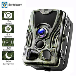 $enCountryForm.capitalKeyWord Australia - Trail Hunting Camera game scout night HC-801A 16MP 32GB night waterproof wildlife wireless motion activated stealth eletronicks