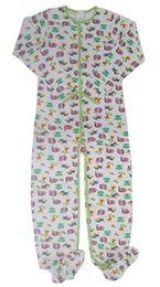 $enCountryForm.capitalKeyWord Australia - Sexy frog Pattern Cotton Stretch Adult Footed Body Suit Sleepsuit Pyjamas Adult bodysuit with foot