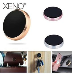 telephone phone holder 2019 - Car Phone Magnetic Holder Mobile Smartphone Stand Magnet Support Cell Cellphone Telephone Mount Holder in Car GPS Desk W