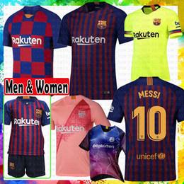 14fbaac79 Messi jersey xl online shopping - Barcelona soccer Jersey New Messi Iniesta  Suárez Dembele Coutinho Football