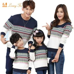 Father Daughter Matching Clothes Australia - Family Matching Clothes 2019 Autumn Family Clothing Long Sleeve Cotton Mother Daughter Father Baby Girl Boy Clothes Family Look J190517