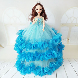 $enCountryForm.capitalKeyWord Australia - 40 Edge A Doll Key Buckle Pendant Girl Wedding Dress A Doll Toys Goods Of Furniture For Display Rather Than For Use Wedding Doll Approval