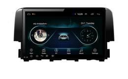 $enCountryForm.capitalKeyWord NZ - Android car excellent bluetooth HD 1080 precise GPS navigation multi-touch screen multimedia player for Honda civic 2016-2019 9inch