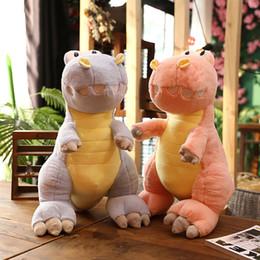 $enCountryForm.capitalKeyWord Australia - Cute Plush Toys Dinosaur Soft Stuffed Animals Dolls Toys Kids Birthday Gift New New Arrival Dropshipping