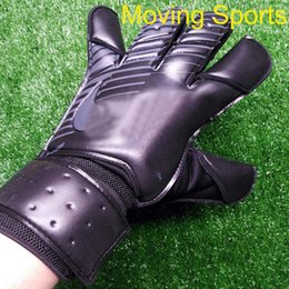 $enCountryForm.capitalKeyWord NZ - Latex Sports Football Gloves without Finger Protect football Player High Quality Breathable Soccer Goalkeeper