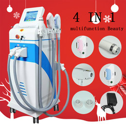 $enCountryForm.capitalKeyWord NZ - New version Multifunction Strong Energy OPT SHR IPL Laser Hair Removal ND YAG Laser Tattoo Removal Beauty Machine IPL&RF & ND YAG&Elight CE