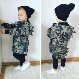6a04dc5bc Kids Winter Jackets Camouflage Australia - Winter Coat For Kids Toddler Kids  Baby Boy Camouflage Long