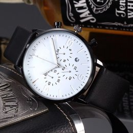 Brand Luxury Style Watch Australia - 2019 New Hot Top Luxury Man Free Shipping Watch Famous Brand calendar Quartz sports Watch special style male clock Wristatch High quality