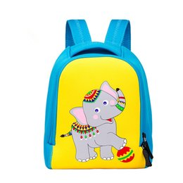 95f6a02aa079 Factory Kindergarten Children School Bags For Baby Girls Boys Cute 3d  Cartoon Animal Pig Kids Backpack Schoolbag 1-3 Years Gift