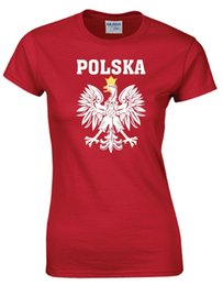 $enCountryForm.capitalKeyWord Australia - Polska T Shirt Polish Poland Flag Football Fans Eagle Gift Woman Ladies Tee Top Funny free shipping Unisex Casual