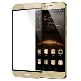 $enCountryForm.capitalKeyWord Australia - Full Cover Tempered Glass For Huawei G8 GX8 G7 Plus P Smart mate10 honor P9 Lite mini Screen Protector Protective Film Guard