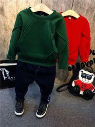 Cotton Spiderman Jackets Australia - 2019 New Winter Item Boy Warm Top Two Colors girls jacket outdoor boys toddler kids sport spring infant children SPIDERMAN leggings jackets