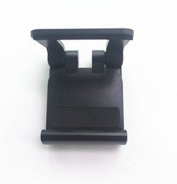 Move Controller Australia - Black TV Clip Bracket Adjustable Mount Holder Stand For Sony Playstation 3 for PS3 Move Controller Eye Camera Game Accessories