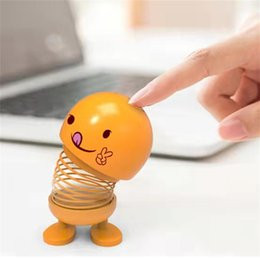 $enCountryForm.capitalKeyWord Australia - Spring Smile Face Doll Hifi Bluetooh Speaker Stereo Usb Portable Wireless Loudspeaker Sound System Y20