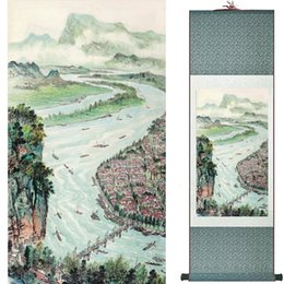 traditional chinese paintings Australia - Old Fashion Painting Landscape Art Painting Chinese Traditional Art Painting China Ink Painting201907161405