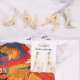 funny charms wholesale NZ - 30pcs lot Funny yoga sports letter of alphabet A J N L Shape alloy floating locket charms diy jewelry earring necklace accessory