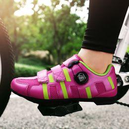 $enCountryForm.capitalKeyWord Australia - Men And Women Spring And Summer Lock-free Breathable Leisure Road Bike Sports Power Spinning Bike Hard Bottom Sports Shoes Size 36-44