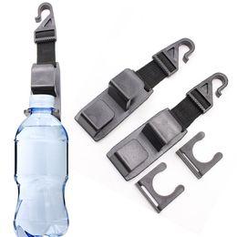 Discount purse bag rack - Universal Car Headrest Hook Car Back Seat Hanger Multi-function Beverage Rack for Bag Handbag Purse Grocery Cloth Easy I