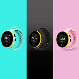 Global Track Gps Australia - S668A GPS Children Phone Smart Watch for Kids Touch Screen Realtime Chatting Global Tracking SOS Call Remote Monitoring 3C