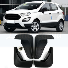 $enCountryForm.capitalKeyWord NZ - Car Front Rear Mud Flaps for Ford Ecosport 2018 Fender Flares Mud Splash Guards Mudguard Mudflaps Accessories