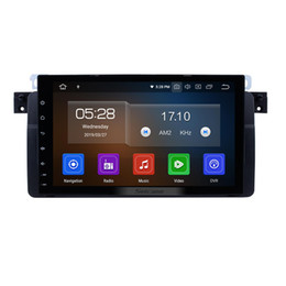 series stereo NZ - 9 inch Android 9.0 GPS Navi Car Radio for 1998-2006 BMW 3 Series M3 E46 316i 318i 320i 323i 325i with WIFI Bluetooth USB support car dvd