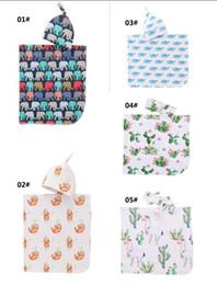 1ee47b639 Boy Sleeping Cartoon Australia - Free DHL Infant Baby Swaddle Blanket Boys  Girls alpaca Blankets+