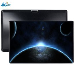 2019 Multi-touch Glass Screen 10.1 inch Octa Core 4G FDD LTE Tablet 6GB RAM 64GB ROM 1280 800 Dual Cameras Android 9.0 Tablet 10 from allwinner battery manufacturers