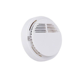 $enCountryForm.capitalKeyWord UK - 2019 Smoke Detector Alarms System Sensor Fire Alarm Detached Wireless Detectors Home Security High Sensitivity Stable LED 85DB 9V Battery