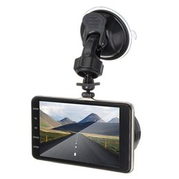 $enCountryForm.capitalKeyWord Australia - 4 Inch Front And Rear Dual Lens Driving Recorder Hd 1080P Car Vehicle Dvr Edr Dashcam With G-Sensor Rearview Functions car dvr