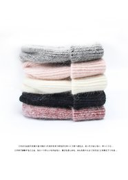 cap japanese hats NZ - Ins Korea goes with a solid color knit hat for women popular logo autumn and winter earmuffs to keep warm and lovely Japanese woollen hat