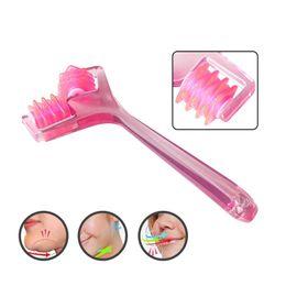 RolleR lift online shopping - Facial Roller Slimming Chin Massage Face Facial Beauty Roller Massager Stick Lift Skin Tool Facial Care Tools pc RRA951