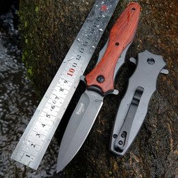 wholesale tactical gear Australia - High Quality Folding Knife Jeep DA133 Outdoor Tactical Knife Camping Self-defense Swiss Army Knife EDC Tool Survival Gear Wholesale Blade