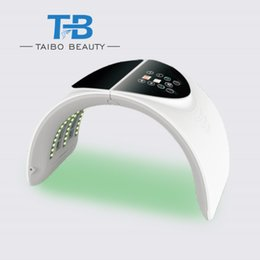 $enCountryForm.capitalKeyWord Australia - Factory newest product foldable led light pdt therapy beauty equipment spa facial use reduce oily skin acne wrinkle removal