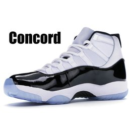 Red halloween shoes online shopping - Concord Men Basketball Shoes Space Jam Platinum Tint Bred Gym Red High Win Like Designer Shoes s Women Sports Sneakers