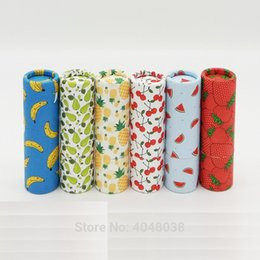 Discount paper lipstick tubes - 12.1mm Empty Lip Tube Circular Paper Lipstick Container Cosmetic Container Lip Bottle Papery Lipstick Tube 20pcs Lot