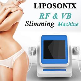 Hifu Rf Machine UK - 2 IN 1 Liposonix RF liposuction weight Loss slimming machine Fast Fat Removal more effective lipo hifu beauty equipment