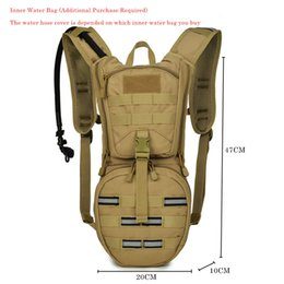 $enCountryForm.capitalKeyWord Australia - New Water Bag Camelback Backpack bladder Pouch Rucksack Tactical Hydration Bag Camping Hiking Pack Bicycle Cycling Bags