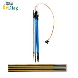 $enCountryForm.capitalKeyWord UK - 4pcs Set LED BDM Frame Probe Pens LED BDM Frame pins For Ktag K-Tag Kess V2 Fgtech BDM100 ECU Programming Programmer Tool