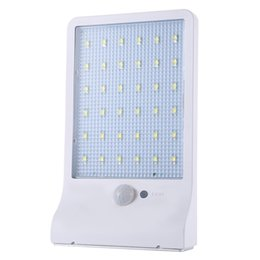 $enCountryForm.capitalKeyWord UK - 36 LEDs Solar Powered Motion Sensor Light LED Wall Lamp